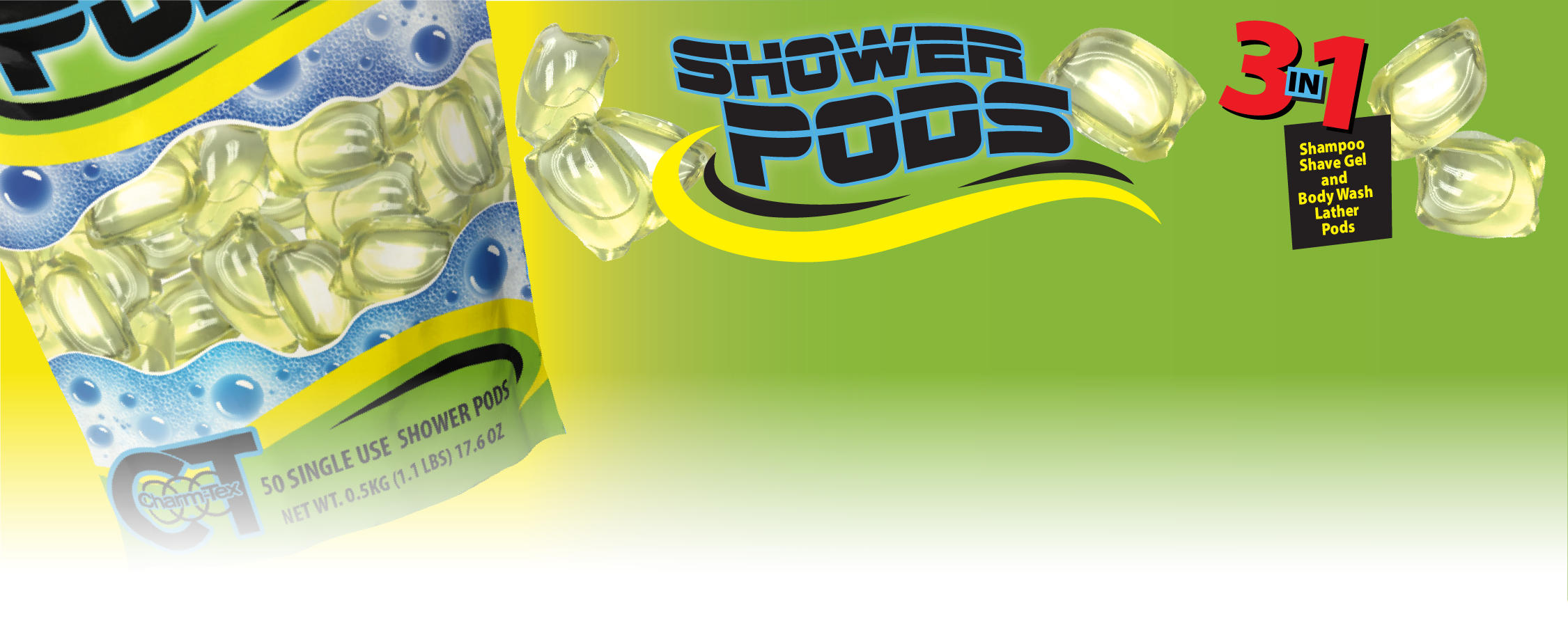 Shower Pods