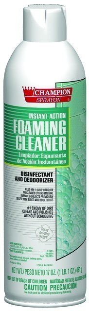 Foaming Disinfectant