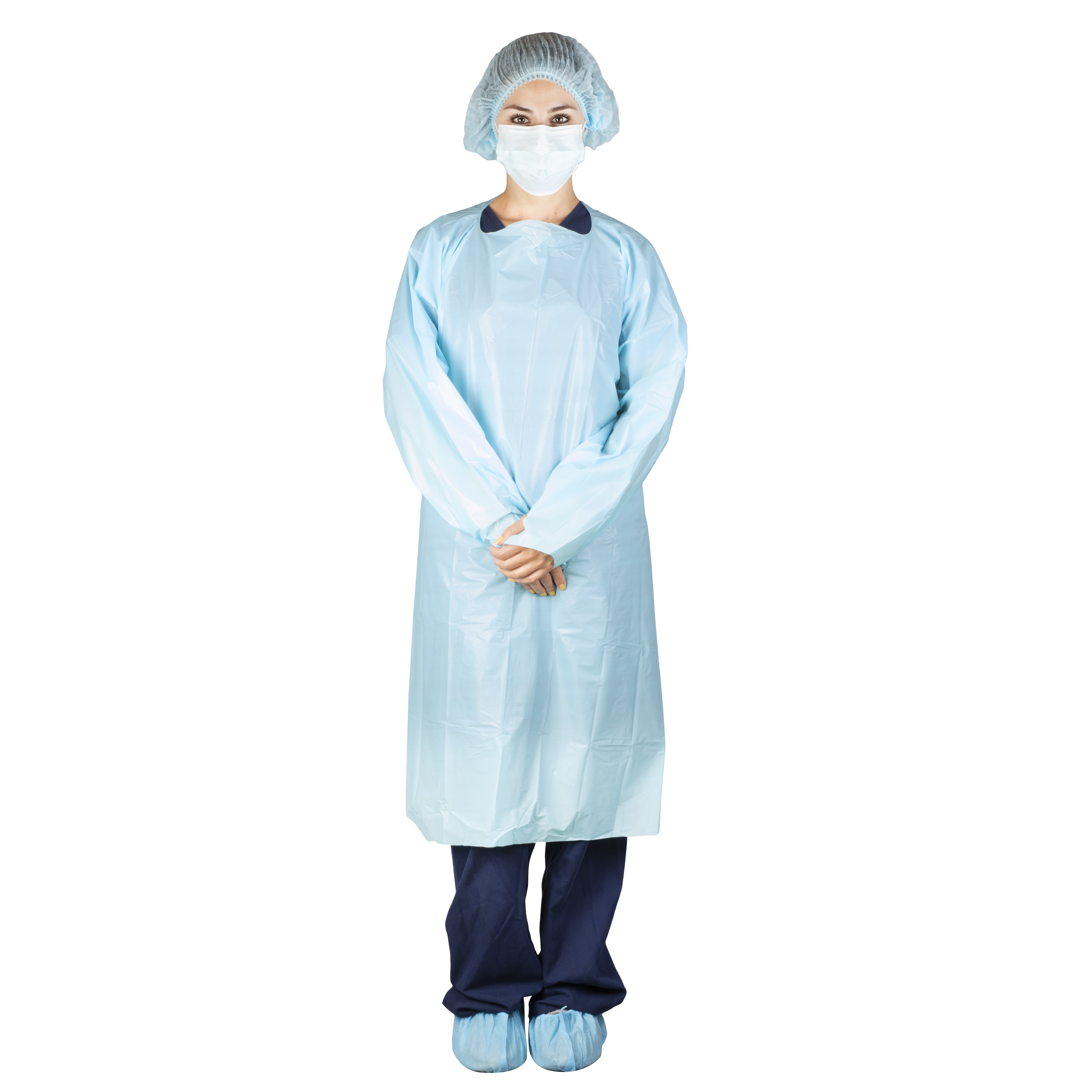 Thumbloop Isolation Gown Disposable