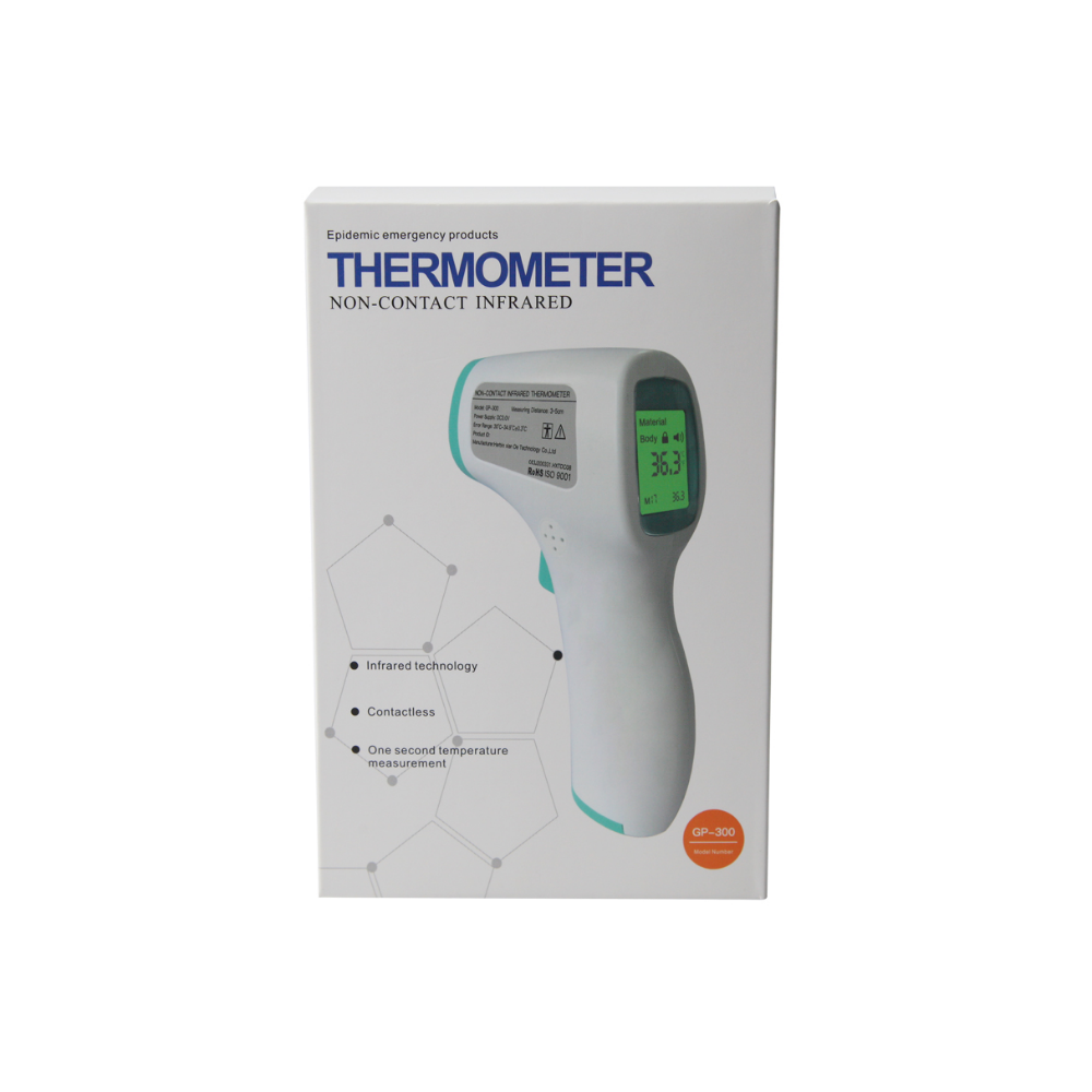 Infrared Touchless Thermometer