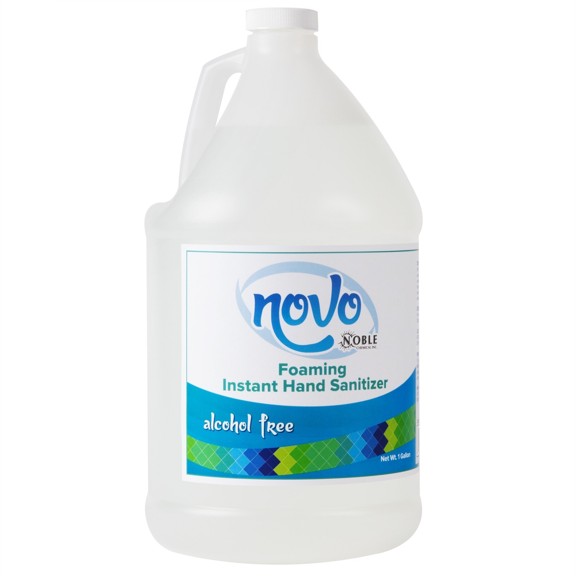 Alcohol Free Foaming Hand Sanitizer & Wall Dispenser