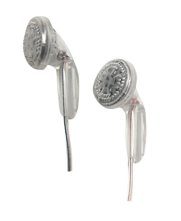 Clear Earbuds