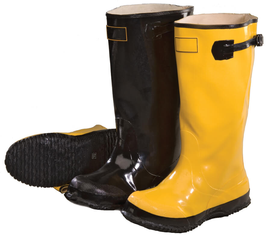 Waterproof Overshoe Rubber Boots
