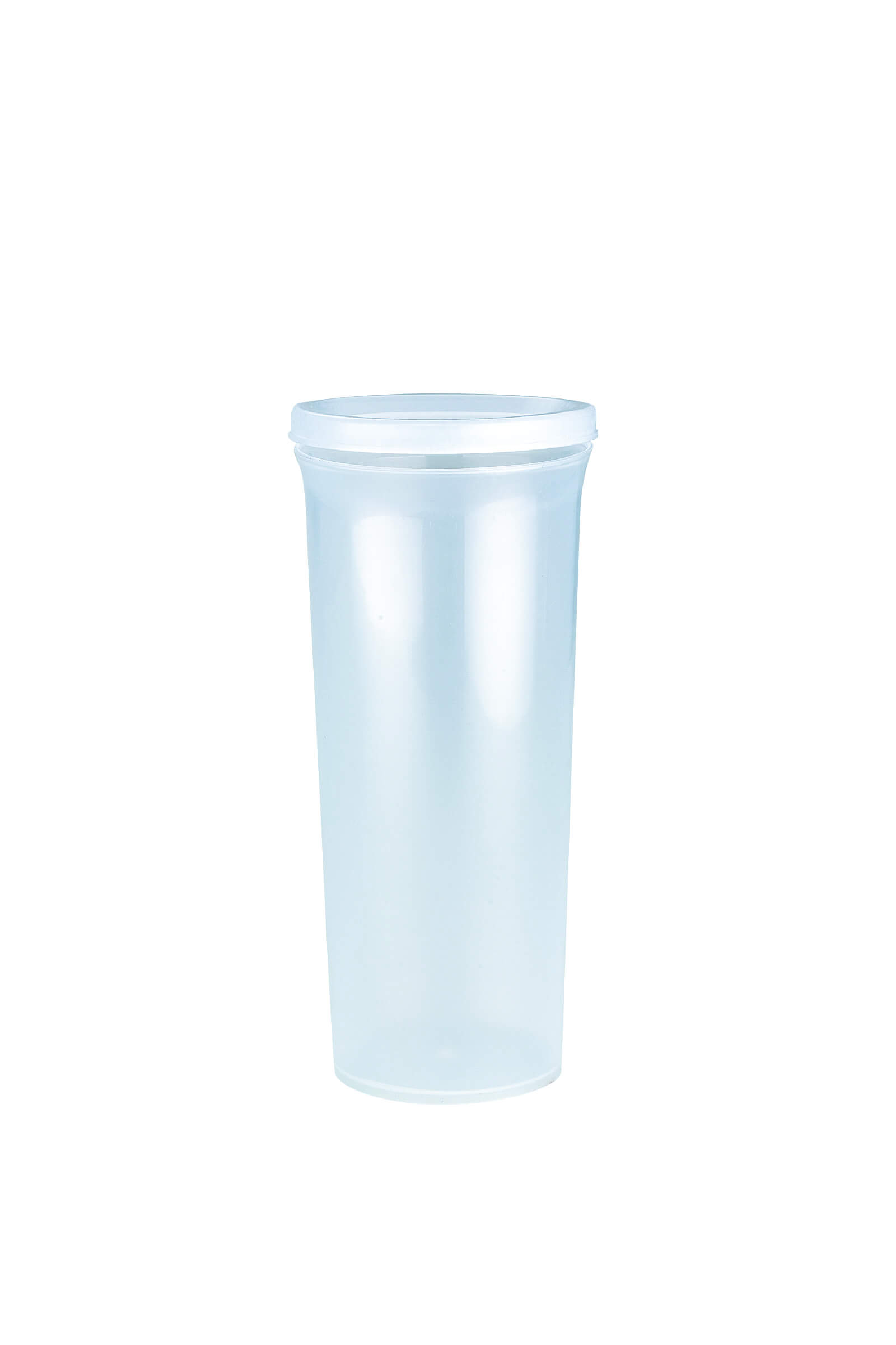Clear Tumbler With Lid