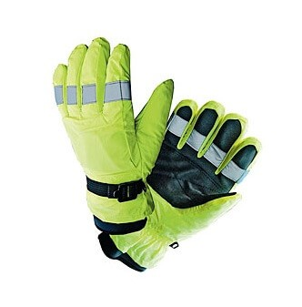 Super Duty Hi Vis Winter Glove