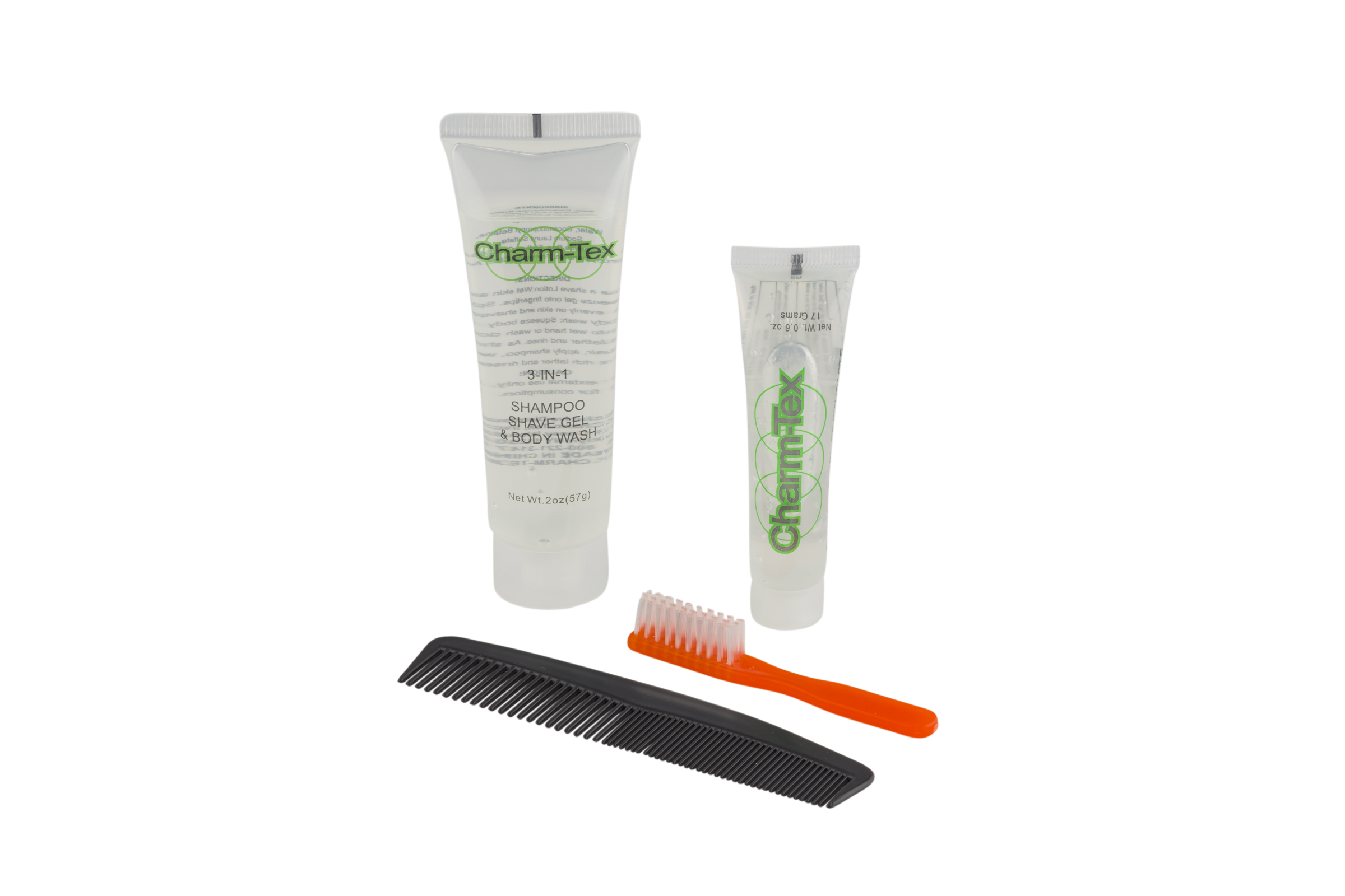 High Security Admission Kit 4