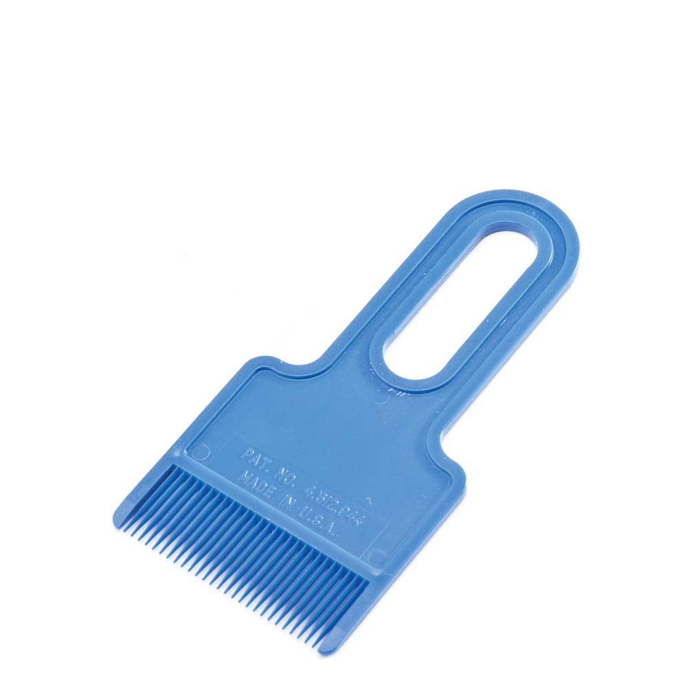 Plastic Lice Comb With Center Handle