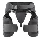 Damascus Gear Imperial Thigh / Groin Protector With Molle System