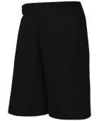 Black Fleece Sweat Shorts