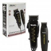 Wahl Professional Essentials Combo Clipper And Ac Trimmer