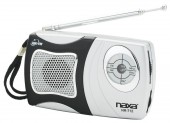 Am/fm Pocket Radio With Built In Speaker
