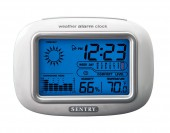 Big Screen Weather Alarm Clock