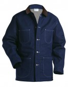Blanket Lined Denim Chore Coat