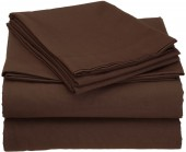 Brown Muslin Sheets