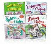 COLORING BOOK PACK