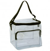 Large Clear Lunch Box