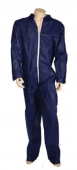 Navy Disposable Coverall