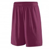 Dry Plus Shorts-burgundy-small