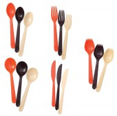 DURABLE CORRECTIONAL FLATWARE