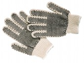 PVC GRIP DOT KNIT GLOVES