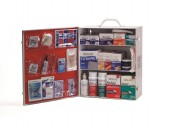 MULTI-PURPOSE METAL FIRST AID KIT