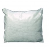 HEAVYWEIGHT HALF SIZE CLEAR VINYL POLYESTER CORE PILLOW