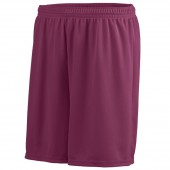 DRY PLUS SHORTS - Maroon