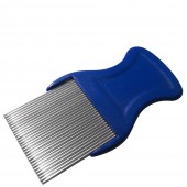 Metal Lice Comb - Long Tooth