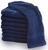 STANDARD COLORED TOWELS & WASHCLOTHS