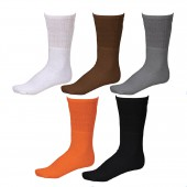 Standard Solid Tube Socks