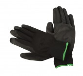 POLYURETHANE PALM GLOVES