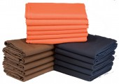 Colored Heavyweight Poplin Pillowcases