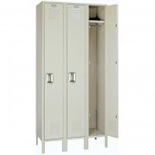 Single Tier Steel Lockers