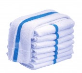 Striped Bath Towels