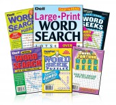 WORD SEEK MAGAZINE PACK